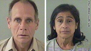Garridos plead guilty in Dugard case