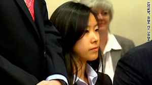 Molly Wei must participate in counseling associated with cyberbullying and alternate and cultural lifestyles.