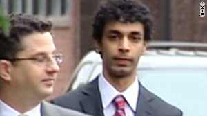 Dharun Ravi, right, is charged with streaming the footage of his roommate, Tyler Clementi, during a sexual encounter.