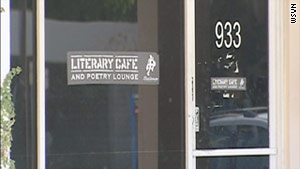 "Will ""Da Real One"" Bell was shot and killed while closing his Literary Caf� and Poetry Lounge."