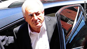 Dominique Strauss-Kahn faces seven charges, including criminal sexual acts and sexual abuse.