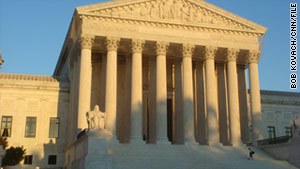 "The U.S. Supreme Court let stand a decision that said the ""strip search, as conducted in this case, was unreasonable."""