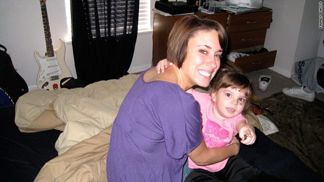 Casey Anthony was 19 when she had Caylee. She is now 25 and on trial, accused of killing Caylee with duct tape..