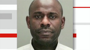 Jophan Porter, 38, is suspected of using a fake ID to get a job with American Eagle Airlines.