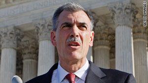Solicitor General Donald B. Verrilli Jr. says the execution would put the U.S. in breach of an international-law obligation.