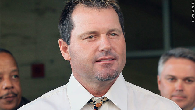 Major League Baseball pitcher Roger Clemens pleaded not guilty to a six-count indictment.