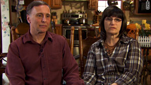 Garry and Donna Reitler say they believe their daughter is dead, but hope to one day find her remains.