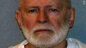 "Reputed mobster James ""Whitey"" Bulger was arrested in late June in California."
