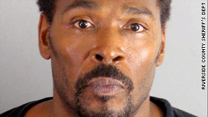 Rodney King was arrested on suspicion of driving under the influence on Tuesday.