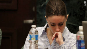 Casey Anthony was acquitted July 5 of murder and child neglect charges in her daughter's death.