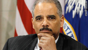 Attorney General Eric Holder says he's acting on lawmakers' request to investigate News Corp. in the United States.