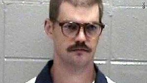 Andrew Grant DeYoung was convicted of stabbing his parents and sister to death in 1995.