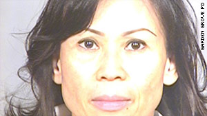 Catherine Kieu Becker, 48, is facing torture and aggravated mayhem charges in the knifing incident.