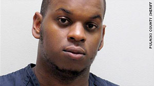 Abdulhakim Muhammad was charged with killing Pvt. William Long, 23, and wounding Pvt. Quinton Ezeagwula, 18.