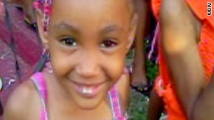 Mariha Trenice Smith, 5, was reported missing Sunday.