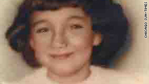 Maria Ridulph was kidnapped in 1957, when she was 7 years old. Her remains were found four months later.