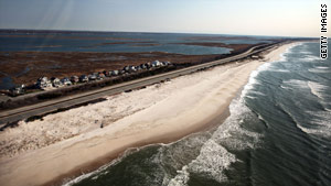 At least 10 sets of human remains have been found on and around Long Island's Gilgo Beach since December.