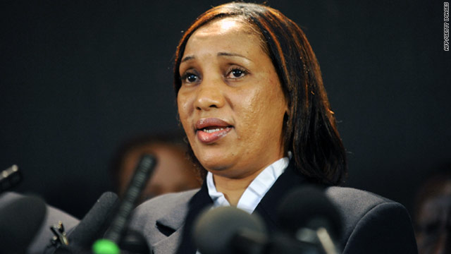 Hotel housekeeper Nafissatou Diallo has filed a lawsuit against the former International Monetary Fund chief.