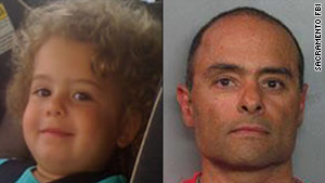 "Authorities believe 2-year-old Madeline Samaan-Fay was abducted by her father, Mourad ""Moni"" Samaan."