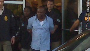 Christopher Coke, 42, ran a Jamaica-based criminal organization, prosecuters say.