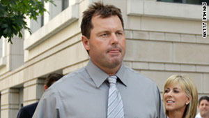 Former MLB pitcher Roger Clemens is accused of lying to Congress about using performance-enhancing drugs.