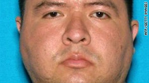 The gunman, Eduardo Sencion, 32, of Carson City, Nevada, died after shooting himself.