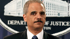 Attorney General Eric Holder trumpets the success of the Medicare fraud team, but says there is much more to do.