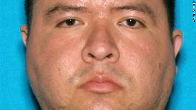 The gunman, Eduardo Sension, 32, of Carson City, Nevada, died after shooting himself, authorities said.