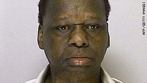 Onyango Obama was arrested on August 24 after failing a field sobriety test, according to police.