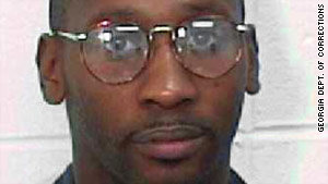 Troy Davis is set to die by lethal injection Wednesday for a murder he was convicted of in 1991.