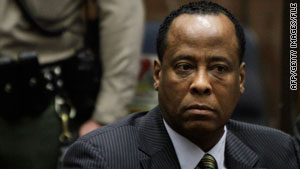 If convicted of an involuntary manslaughter charge, Dr. Conrad Murray could face up to four years in prison.
