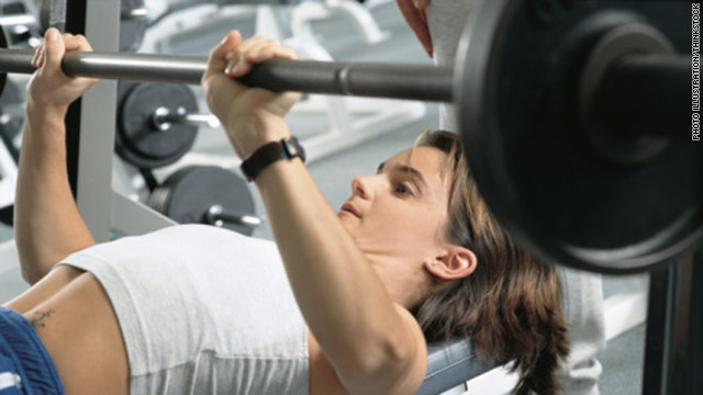 Many gym goers emphasize cardio, but forget the importance of strength training.