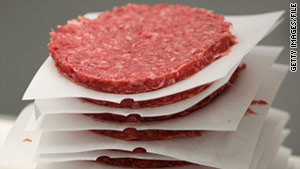 More than 3,000 pounds of ground beef has been recalled because of possible E. coli contamination.