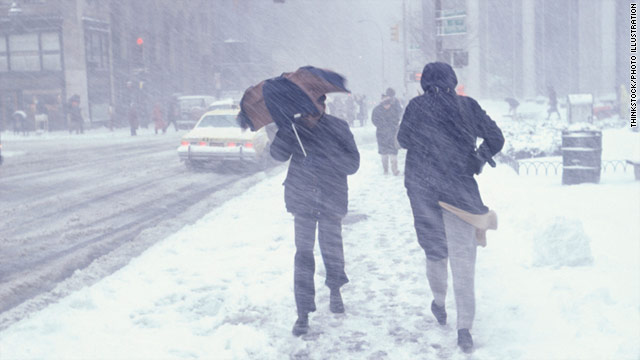 Blizzards can be even more trouble for some people with certain health conditions.