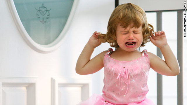 Toddlers' outbursts are as normal a biological response to anger and frustration as a yawn is to fatigue.