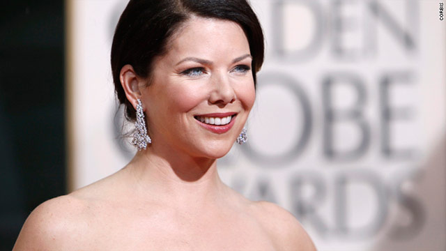 Lauren Graham talks to Health.com about staying body-confident in Hollywood.