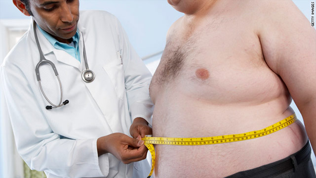 Fewer doctors are telling their patients they're overweight.