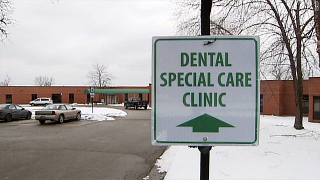 A dentist at the Dayton VA Medical Center admitted to not washing his hands or changing gloves between patients.