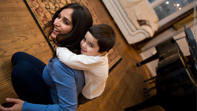 Doctors told Haleh Resnick her baby needed to wear hearing aids. Defying those orders may have saved her son's hearing.