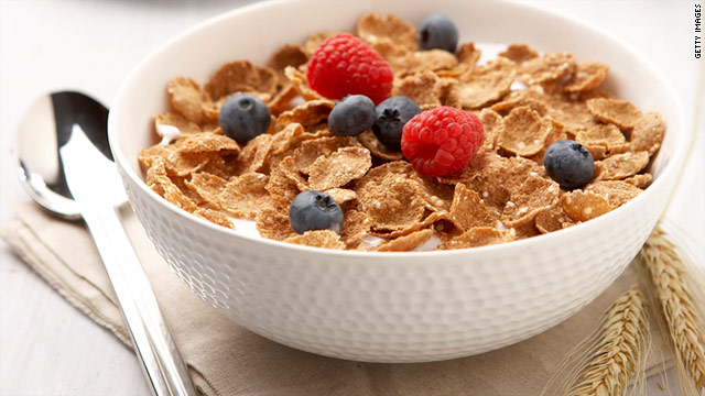 Cereals made from whole grains appear to protect against hypertension