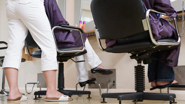There's no federal body overseeing the safety of salons, or how well-trained employees are.