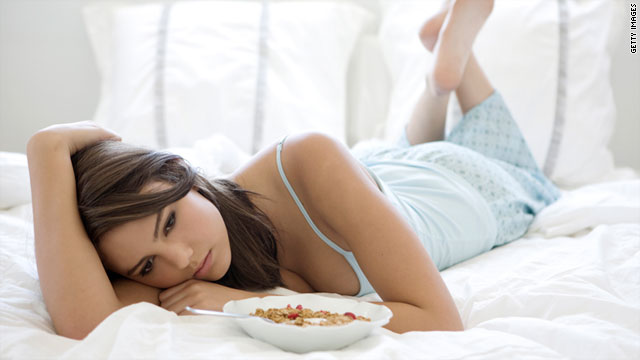 Sleep deprivation may lead to an increased appetite.