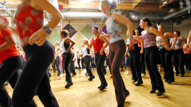 Group classes like Zumba, body pump, spinning and Jazzercise are consistent, easy to follow and fun.