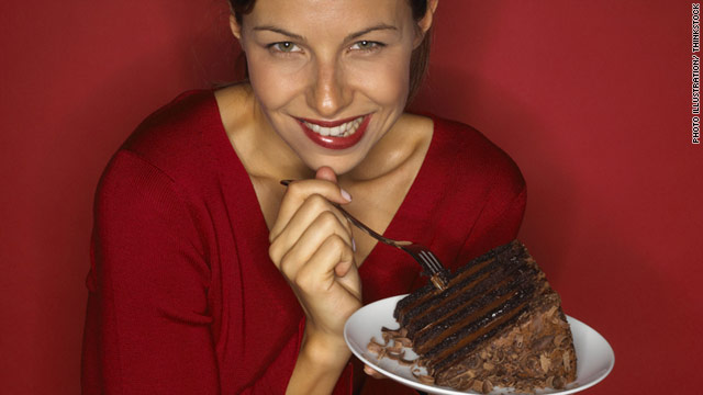Surprisingly, emotional eating doesn't have to be a problem, says Michelle May, M.D.