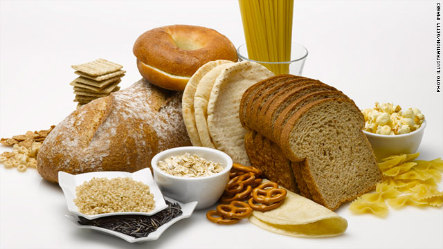 Image result for picture of gluten containing foods