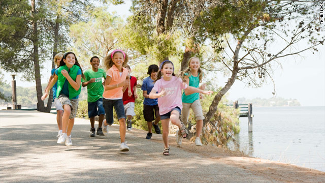 Kids Need Play And Recess Their Mental >> Why Kids Need Recess And Exercise Cnn Com