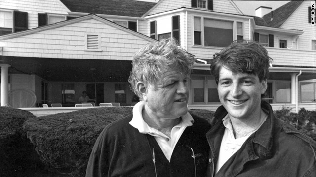 "Patrick Kennedy says his final time with his father was ""the most important year of my life."""