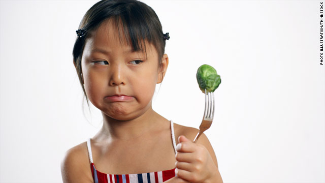 "Start calling Brussels sprouts ""hero buttons"" and your kids may decide they're OK."