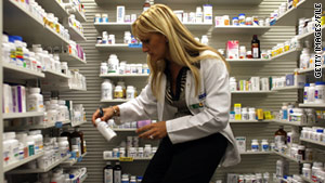 All states allow pharmacies to collect and pass on data about the prescription-writing habits of physicians.