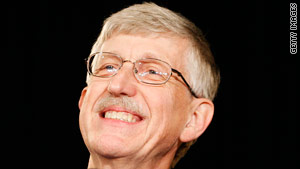 Dr. Francis Collins met his first progeria patient 30 years ago.